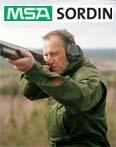 MSA Sordin Hörselskydd