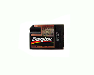 Alkaline Battery 4LR61 6V